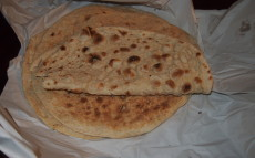 Flat Breads and Maryam Bakery