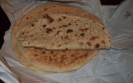 Flat Breads and Maryam Bakery
