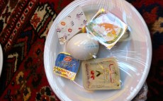 Iran – modify breakfast