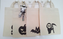 Trick or Treating plastic free