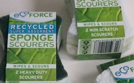 Ecoforce -recycled cleaning products