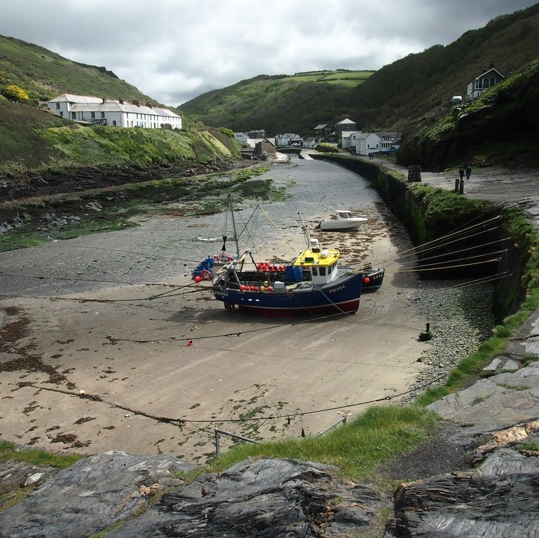 Cup to Compost – National trust, Boscastle