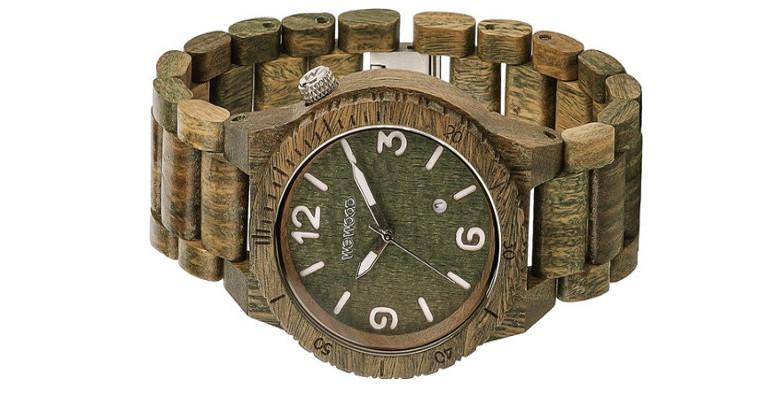 Watch – wooden