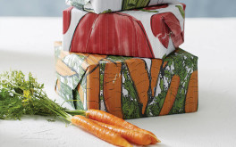 Gift wrap you can plant
