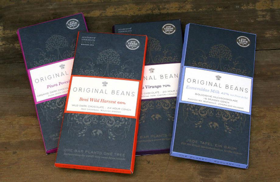 Chocolate - Original Beans