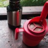 The backpackers coffee press